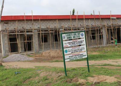 Construction-of-Classrooms Ganaja