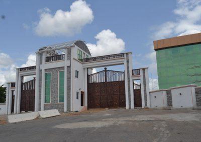 Newly-Constructed-Kogi-Govt.-House-Gate