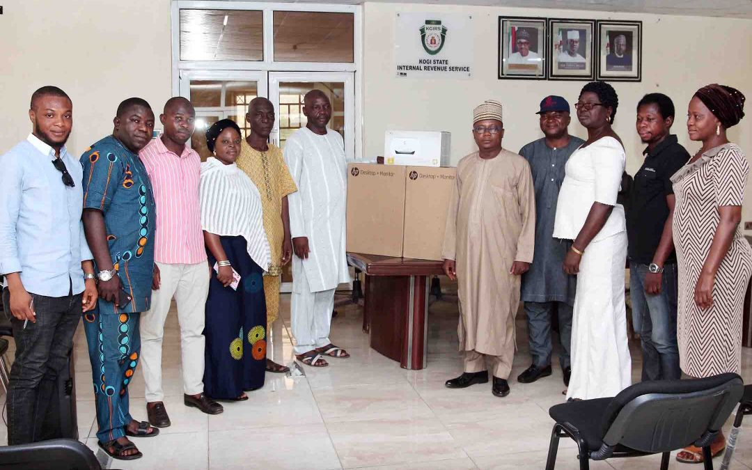 KGIRS BOOSTS THE PRODUCTIVITY OF KOGI STATE WATER BOARD