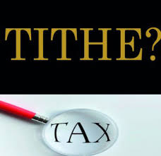 TAX AND TITHES