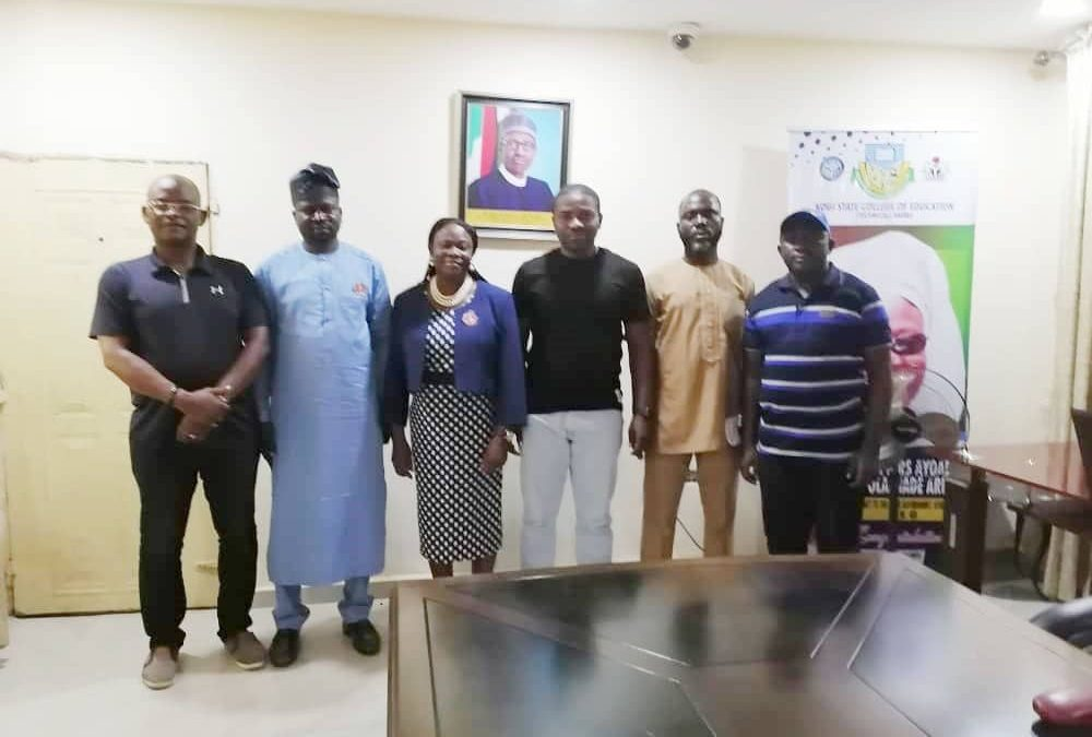 KOGI GOVT INAUGURATE STEERING COMMITTEE ON SFTAS NEW DLI 5.