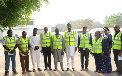 KGIRS ACTING EXECUTIVE CHAIRMAN JOINS KOGI COMMISSIONER FOR ENVIRONMENT FOR HOUSE-TO-HOUSE ENUMERATION FLAG-OFF