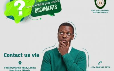 OBTAIN YOUR VEHICLE DOCUMENTS WITH KGIRS