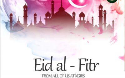EID AL – FITR