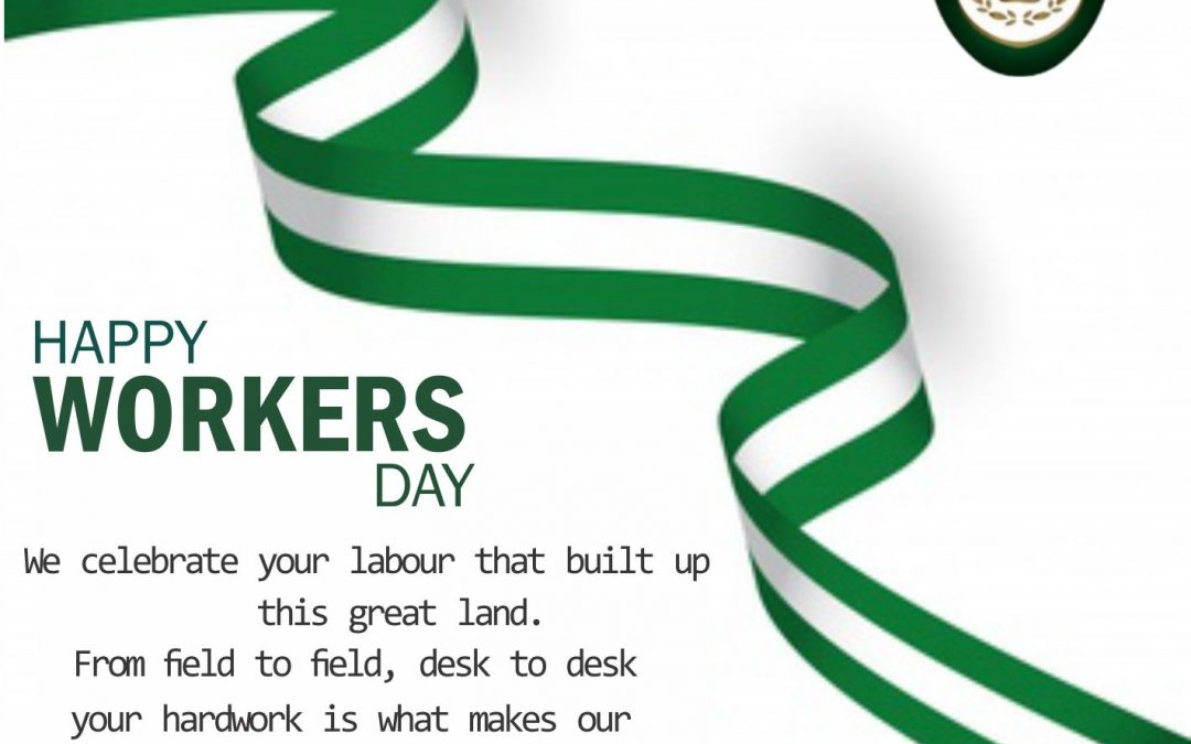 HAPPY WORKERS DAY