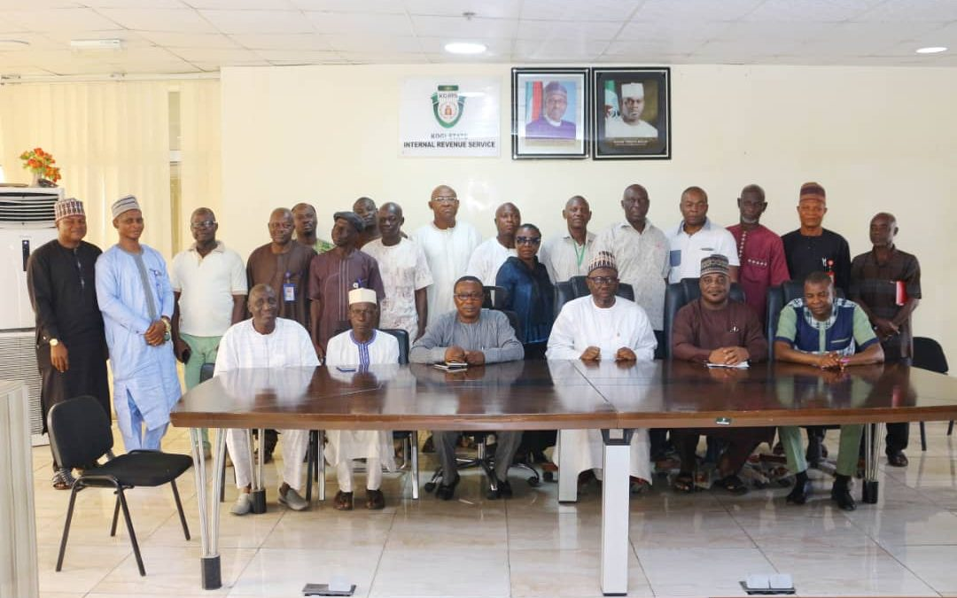 WE WILL CONTINUE TO BLOCK LEAKAGES TO ENHANCE REVENUE GENERATION, SAYS KGIRS ACTING EXECUTIVE CHAIRMAN